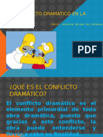 PPT Conflicto dramático