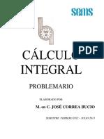 Problemario Calculo Integral