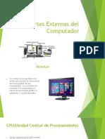 Partes Externas Del Computador.ppt