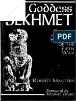 The Goddess Sekhmet Psycho Spiritual Exercises of the 5th Way