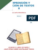 CARTA ELECTRONICA