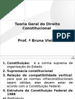 Teoria Geral Do Direito Constitucional