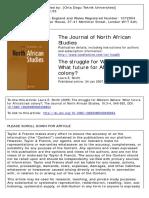 Laura E. Smith-The Struggle for Western Sahara