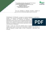 propuesta didactica  tic