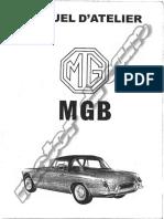 MGB Manuel d'Atelier_AKD 3772_6th Ed