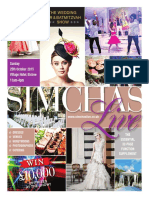 Simcha Supplement, 22 October 2015, Issue 921