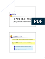 Clase 9.2 - Lenguaje SFC