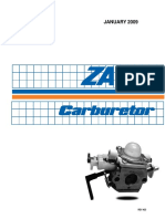 Zama Carburetor Catalog for 2007 and Previous