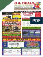 Steals & Deals Southeastern Edition 5-26-16
