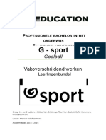 vowg-sport leerlingenbundel