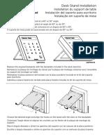 LKP500-DK Installation Guide