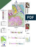 Mapa Geologico 6073-II (Jarabacoa)
