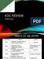 eoc - chemistry  blog