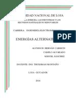 ANÁLISIS de Matriz Energética en El Mundo y en América Latina