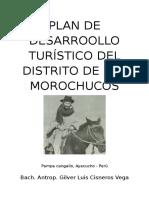 Plan de Desarrollo Turístico Los Morochucos