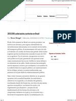 2013-2016- polarización y protestas en Brasil - Por- Breno Bringel.pdf