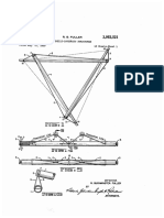 Tensegrity Patent by Fuller US3063521A