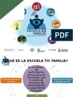 Escuela Tic Familia...