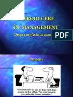 9 Despre Profesia de Manager Stud