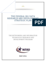 The Federal Big Data Research and Development Strategic Plan