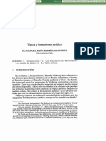 Tópica y Humanismo Jurídico