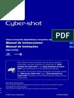 Sony CyberShot DSC H7 H9