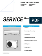 User Manual for Midea Mission Air Conditioners | Air