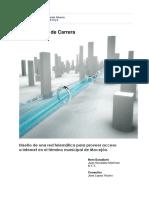 Diseño de Una Red Telemática Para Proveer Acceso Propfesional