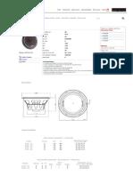 Bravox px10d4-parâmetros