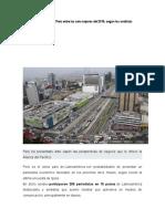 La Economía Del Perú Entre Las Seis Mejores Del 2016