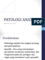 Patologi Anatomi Introduksi s1 Fkm