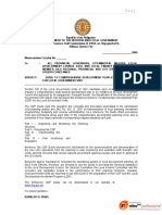 Comprehenisve Development Plan (CDP) Guide