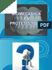 Biomecanica en Protesis Total
