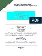 Model Ghid Practic Pentru CFP