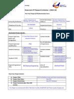 ICTRDF Synopsis