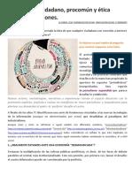Periodismo Ciudadano, Procomún y Ética Hacker