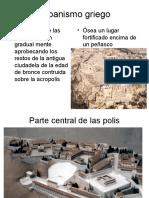 Urbanismo Griego