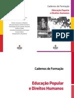 Série Cadernos de Formação
