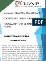Carpinteria y Madera