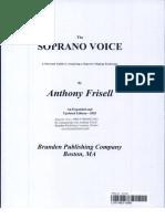 Soprano Voice
