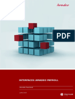 Interfaces Amadeo Payroll