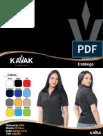 Catálogo Kavak 2018