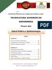 Salud Púb. y Epid.- CD 1