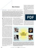 Foundations for a New Cience of Learning
