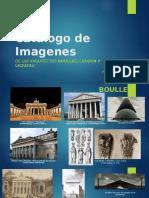 Catalogo de Imagenes de Los Arquitectos