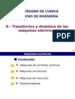 8 Transitorios