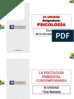 13va Semana Psicología