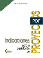 5. Presentar proyectos de cooperacion internacional.pdf