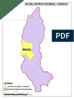 Mapa de Imaza Chiriaco