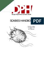 Scabies Handbook v2011